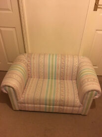 Laura Ashley Child sofa