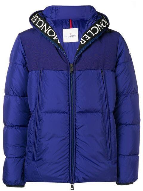 e8d9f4704 Moncler Montclar padded jacket size 0