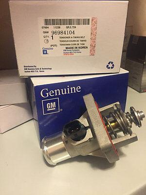 NEW Thermostat Housing Assembly GENUINE GM Chevy Aveo Cruze SONIC Pontiac G3