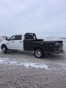 2015 Dodge Power Ram 3500 with New Deck