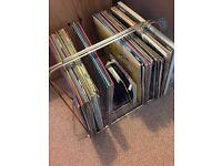 Vinyls - Organ LP's - various as listed below