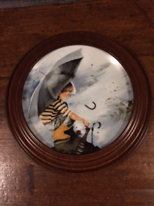 Collector Plate ~Touching the Sky