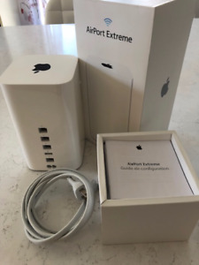 Apple Airport Extreme  (802,11 AC WiFi)