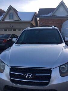 2007 Hyundai Santa Fe GLS V6 SUNROOF & LEATHER 7 Passenger
