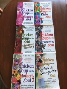 Chicken Soup Book Collection