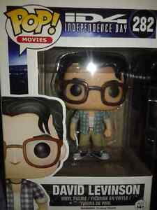ID4 David Livenson Funko POP Vinyl Figure