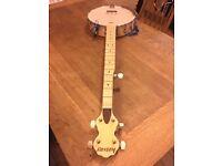 Maple 5-string banjo AB-25