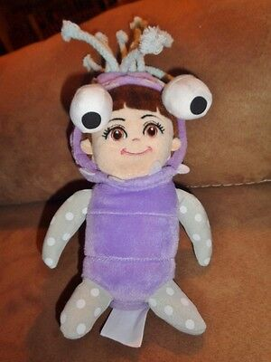 Monsters Inc Boo Purple Costume Girl 8