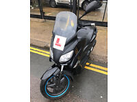 2013 Yamaha YP125-R X-MAX yp 125 r xmax in Black great condition