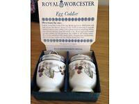 Royal Worcester Egg Coddlers