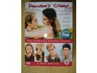 Dawsons Creek 6 Disc DVD Box Set Complete 2nd Season