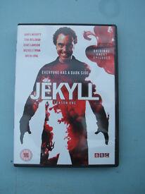 Jekyll Season 1 DVD Box Set (BBC) James Nesbitt