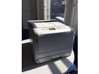 OKI C831 A3 colour laser printer - just £50