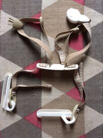 Stokke Tripp Trapp harness for high chair