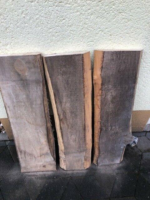 Epoxidharz Esstisch Massiv River table selber bauen Tisch Holzplatte Espe Bret 1
