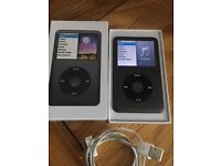 iPod Classic 7th Generation - 160GB - vgc - boxed