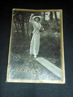 Catalogo D'epoca Fotografia Kodak 1916 - kodak - ebay.it