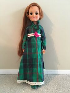 1972 Growing Hair Crissy Doll
