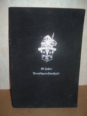 Chronik 50 Jahre Berufsgenossenschaft der Schornsteinfegermeister, 1935 (R2/3)