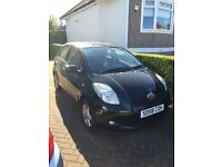 Toyota Yaris T Spirit D-4D 5 Door Hatchback Black