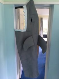 Adult Funny Shark Eating Costume