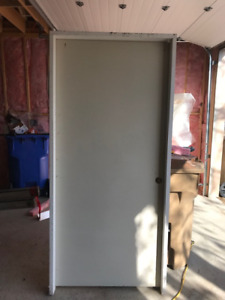"Pre Hung Interior Door 36""- New"