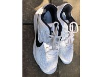 Nike Air Cage Tennis Shoes 2 Size 11.5 UK