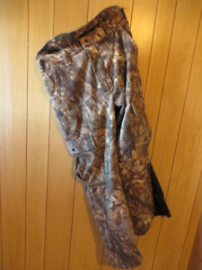insulated sporting camo pants