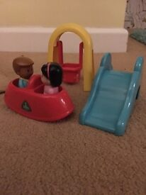 ELC Happyland Playground Set