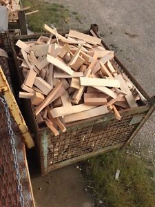 Fire Wood for Sale at Local Business