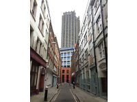OFFICE SPACE TO RENT IN BARBICAN, LONDON
