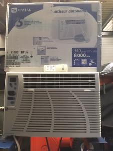 Climatiseur de fenêtre 8000 BTU