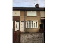 SPECIAL OFFER FIRST MONTHS RENT HALF PRICE...TWO BEDROOM TERRACE LOCATED ON FIELDTON ROAD L11