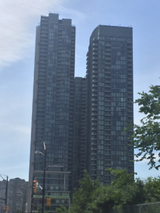 Nice Mississauga 1 Bedroom Plus Den Condo.