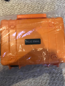 E-Nail Kit Pelican Case and Tick E-Nail
