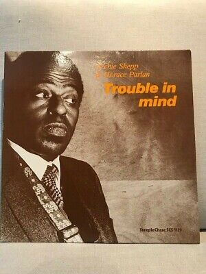 Archie Shepp & Horace Parlan - Trouble In Mind - LP