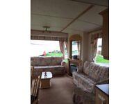 Used static caravan - Atlas Topaz Super - 36x12 (3 bed) - 2002 model - Good condition - Sleeps 8