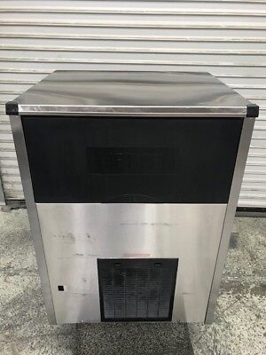 202 Lb Self Contained Ice Maker Machine Air Cooled Jet Ice Sci-090 8456 Bell