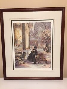 "TRISHA ROMANCE ""STAR OF WONDER"" SIGNED/NUMBERED PRINT"