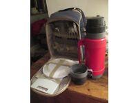 Picnic Hamper Backpack