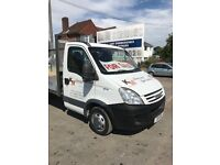 IVECO DAILY 2009 LWB DROP SIDE TAX & MOT
