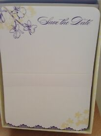 wedding, Save the date cards