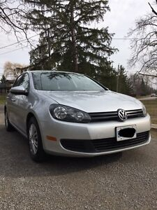 2012 Volkswagen Golf Hatchback 2.5L