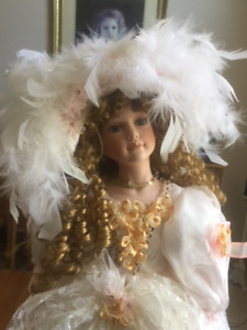 """""""Vanessa Ricardi"""" Collectible Doll Asking $200.00"""