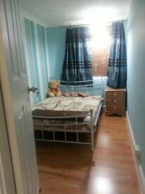 Available Fully furnished Double bedroom to let .