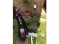 Various Golf Items