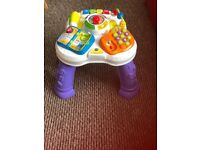 Vtech activity table for sale