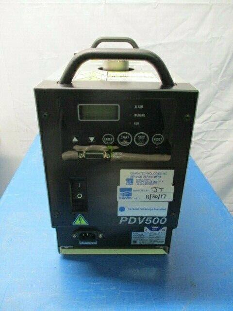 Ebara PDV500 Dry Vacuum Pump, DPB00572, 453637