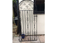 6ft High Quality Iron Gate