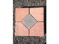 Garden/driveway reclaimed paver/sets all in very good condition.